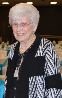 Open news item - Lucy Bickham  1925-2017